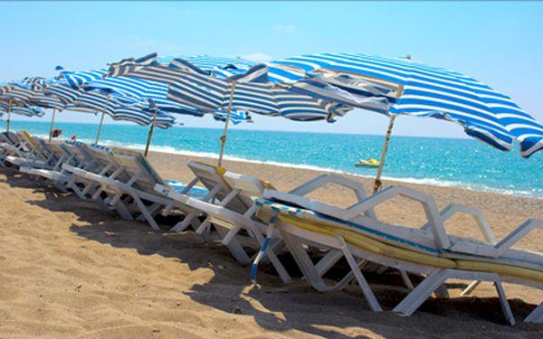 SUPER LAST MINUTE: Turecko, dovolená na 8 dní s polopenzí ve středisku Side na Turecké riviéře. 6.9.-13.9.