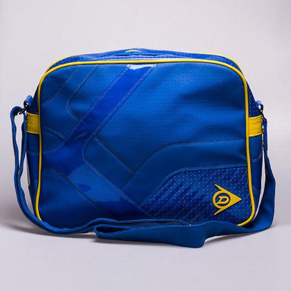 Dunlop taška přes rameno modro-žlutá