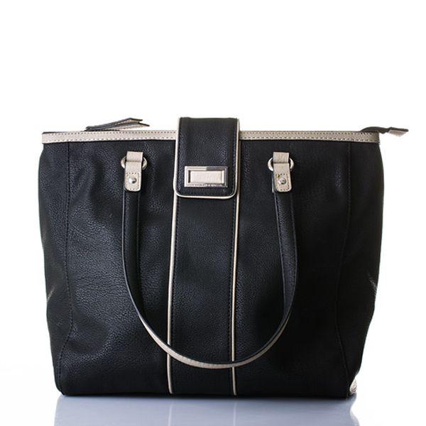Černá kabelka Perla