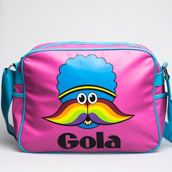 Taška Color Moustache Gola