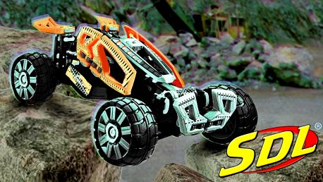Model RC auto SDL pro skvělou jízdu na každém povrchu