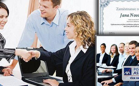 Získejte formální praxi bez mzdy na kterékoli obchodní nebo administrativní pozici, kterou Vám potvrdíme, certifikát Zaměstnanec roku 2013a ověřitelné reference. Vaše možnosti se mnohonásobně zvýší!