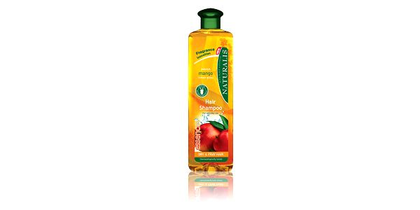Naturalis Fruit Essences Mango Papaya šampon 500ml