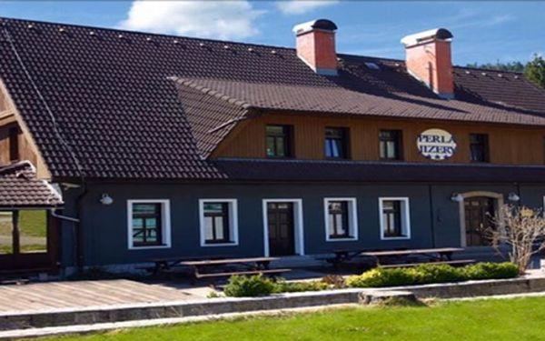 Jizerské hory na 3 dny s all inclusive pro DVA. Ruská sauna, zapůjčení kola a večerní konzumace piva a lihovin v ceně.