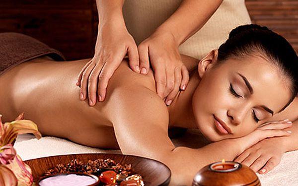 Exklusivní orientální masáž