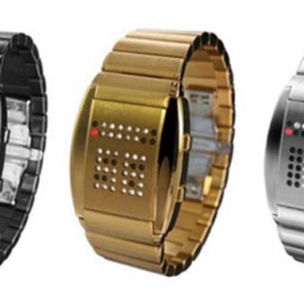Luxusní a originální hodinky ve slevě, která se nebude opakovat! Pořiďte si hodinky Tokyoflash R75 a buďte originální! Zlevněno o 2500 Kč!