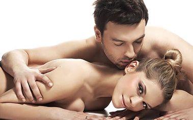 Romantická celotělová masáž pro 2, za svitu svíček...