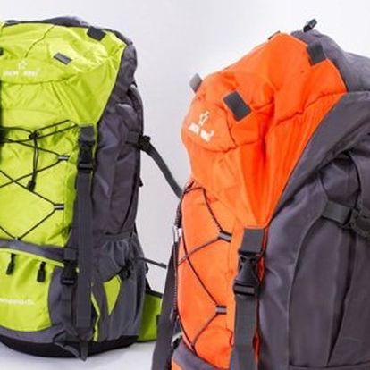 Expediční nepromokavý batoh Snow Wind s kapsami