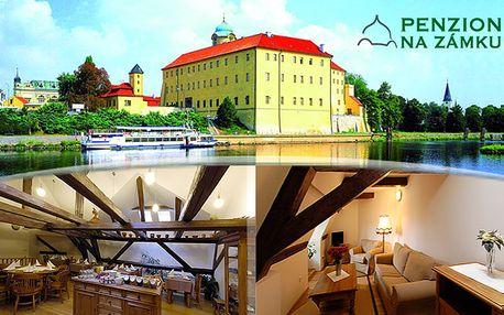 Relax na zámku v Poděbradech
