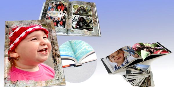 Fotokniha ve formátu A4 se 104 stránkami