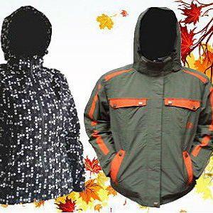 Dámské podzimní bundy ve 2 variantách