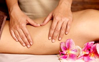 Regenerační Bowenova tlaková masáž se slevou 50 %