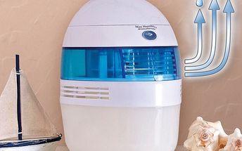 Zvlhčovač vzduchu 810520900, který vás zbaví nepříjemného zápachu v bytě a zvlhčí suchý vzduch.