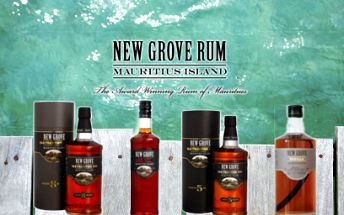 Rumy a likér New Grove od 299 Kč! Atraktivní a dobře vyzrálé rumy z Mauricia!