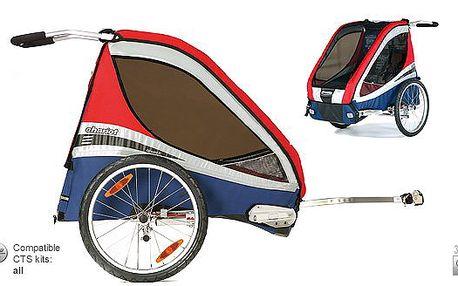 Turistický kočárek Chariot CTS Corsaire XL