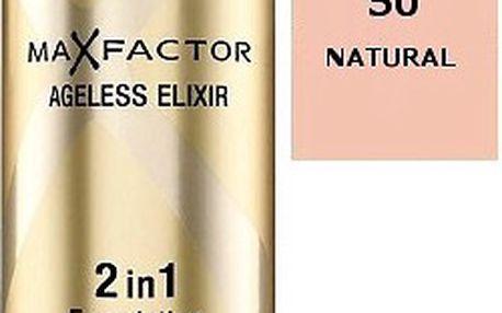 Ageless Elixir 2in1 50 Natural,make-up+sérum 30ml