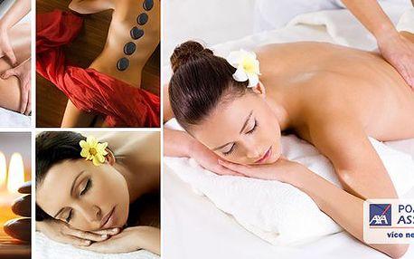 Nechte se hýčkat v masážním salonu Memphis v Plzni! Za pomoci jemných masážních technik, exotických vonných olejů a horkých lávových kamenů se budete cítit příjemně uvolněni.