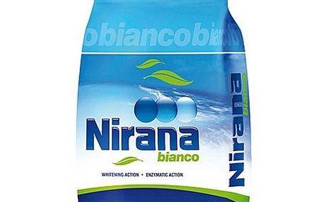 Prací prášek na bílé a světlé prádlo NIRANA Bianco 3 kg