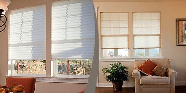 Originální papírové žaluzie na okna americké značky Redi Shade! Proti sluníčku i zvědavým očím.