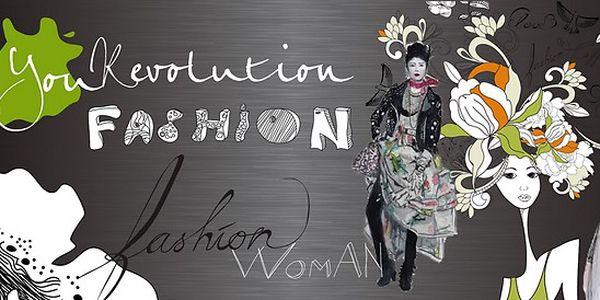 KURZ MÓDNÍ TVORBY - módní návrhářství