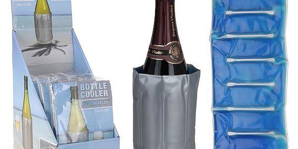Chladící obal na lahev