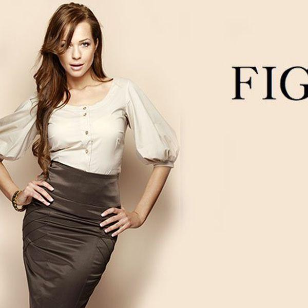 Figl dámská blůza béžová
