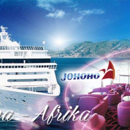 Exkluzivní 17denní plavba luxusní lodí MSC OPERA z Janova až do AFRIKY - Kapského města včetně PLNÉ PENZE jen za 19 990 Kč! 2 děti do 18 let ZDARMA! Dopřejte si tento nezapomenutelný exotický zážitek!