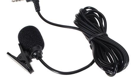 Mini mikrofon s klipem a poštovné ZDARMA! - 5704941
