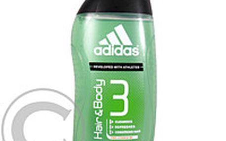 ADIDAS A3 Sprchový gel Men Hair&Body Active Start gel 250 ml