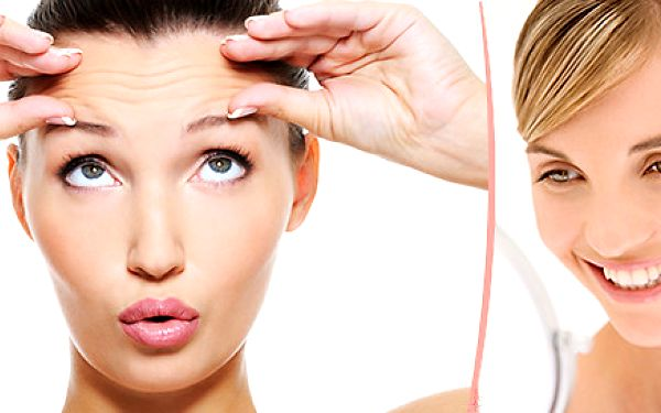 Dokonalé odstranění vrásek, strií, akné, pigmentace a jizev