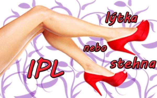 IPL FOTOEPILACE: lýtka, stehna nebo celé nohy! Hladké nohy účinnou a bezbolestnou metodou! Buďte jedinečně krásná ze studia The One Wellness club v centru Brna!!!