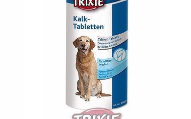 Kalciové tablety, Trixie, 150 g pro zdravé zuby a silné kosti