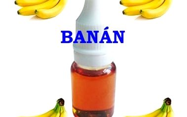 E-liquid Banán Dekang, 30 ml 12mg , 24 mg nikotinu