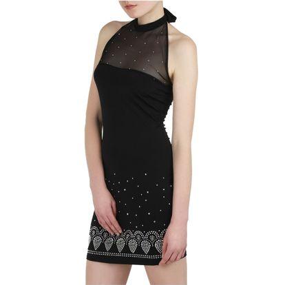 Dámské šaty South Pole černé