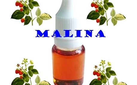 E-liquid Malina Dekang, 30 ml 12mg , 12 mg nikotinu