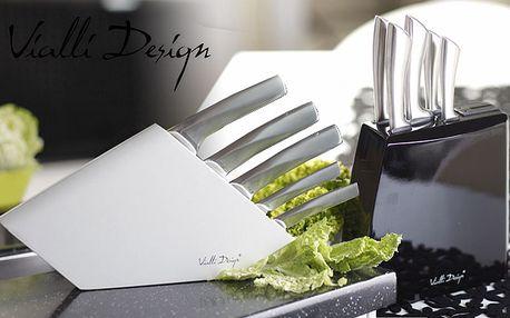 Designová sada kuchyňských nožů Vialli