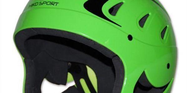 Hiko Descent - Komfortní a bezpečná vodácká helma