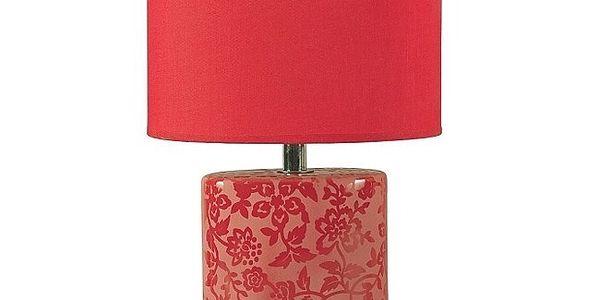 Keramická stolní lampa Rabalux Bahia 4254