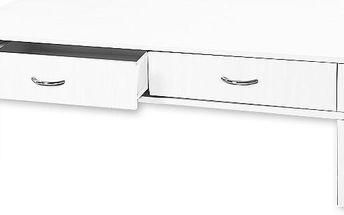 Konferenční stolek, bílá