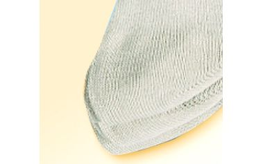 Bambusové ponožky, béžová, 35 - 38