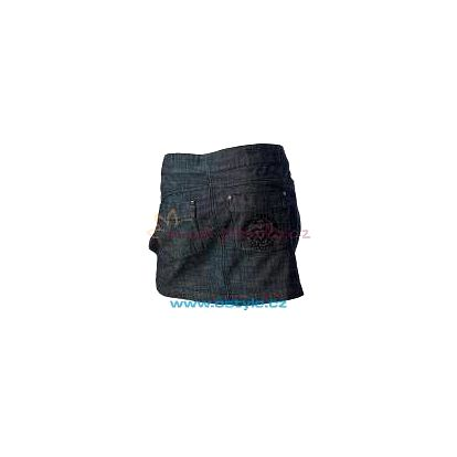 Dámská sukně O´style 6234 jeans letní