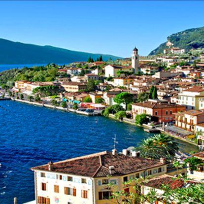 Lago di Garda na 4 dny s polopenzí ve středisku Limone. Poznejte krásu jezera Lago di Garda v podzimních termínech 7.9. - 3.11.