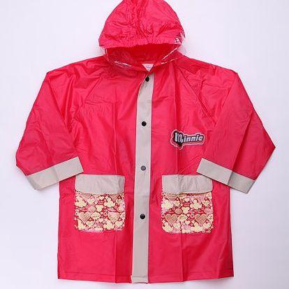 Disney Pláštěnka 2402000029, červená L