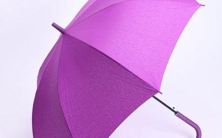 Stylový deštník holového typu Benetton Deštník Long Ac