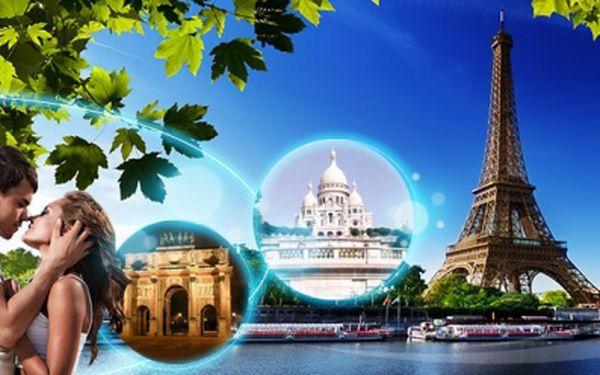 Navštivte s námi PAŘÍŽ jen za 2180 Kč v termínu 17. - 20.10.2013! DOPRAVA autobusem, PROHLÍDKY S PRŮVODCEM, UBYTOVÁNÍ V HOTELU a pojištění zájezdu v ceně! Poznejte s námi kouzlo Paříže se slevou 45%! Bon voyage!