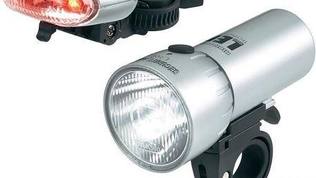 Souprava LED osvětlení na kolo