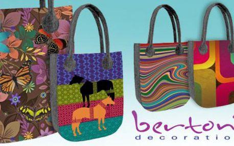 Kabelky luxusní značky BERTONI nyní za CenyNaDně!
