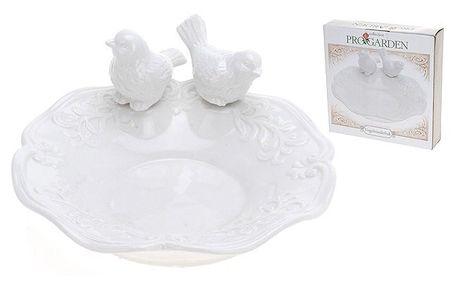 Porcelánové krmítko