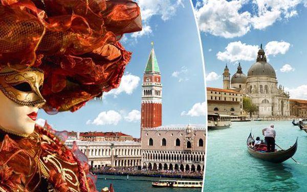 Benátky a Verona - víkendový výlet za italskou romantikou. Jednodenní výlet autobusem pro 1 osobu do Benátek a Verony. Projeďte se na gondole a projděte si tato města z Shakespearových her.