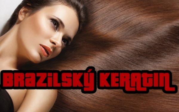 BRAZILSKÝ KERATIN! Pořiďte si dokonale lesklé, vyhlazené a zdravé vlasy! Kadeřnictví STEP na Můstku!